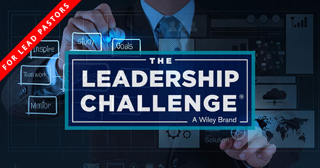The Leadership Challenge Workshop for Lead Pastors